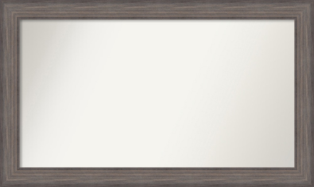 Amanti art wall mirror choose your custom size x large for Mirror 50 x 30
