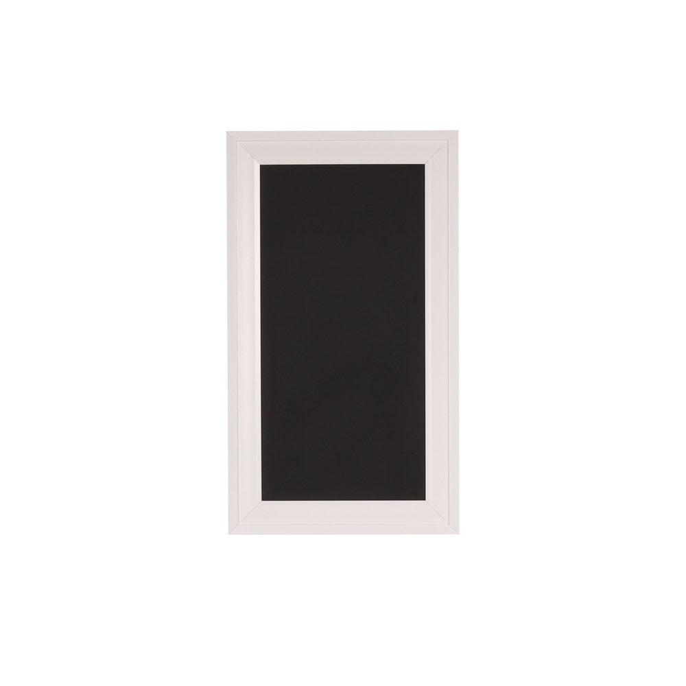 DesignOvation Bosc Framed Magnetic Chalkboard Magnetic Chalkboard ...