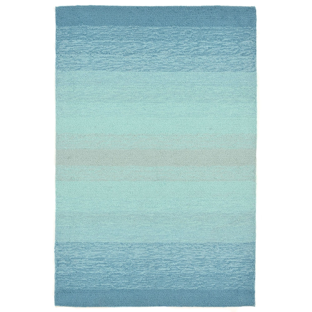 Maneck Ravella Collection 'Ombre' Indoor/Outdoor Rug Ombre