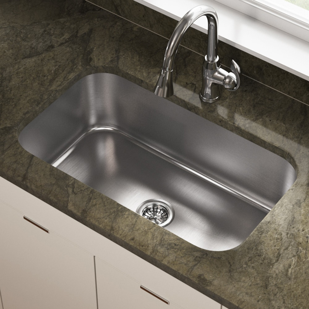 MR Direct Kitchen Sinks 3118-18 / 18 gauge / 10.125