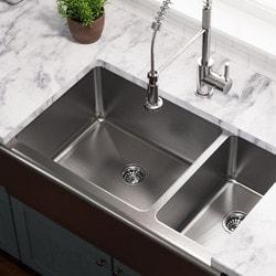 Kitchen Sinks   407L 16 / 16 Gauge / 10
