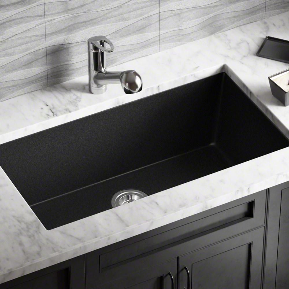 Mr Direct Trugranite Sinks Contemporary Undermount