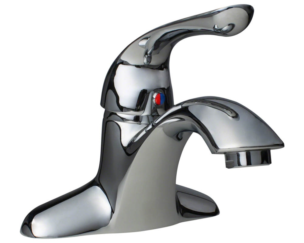 Modern / Chrome / 701-C Bathroom Faucets 0