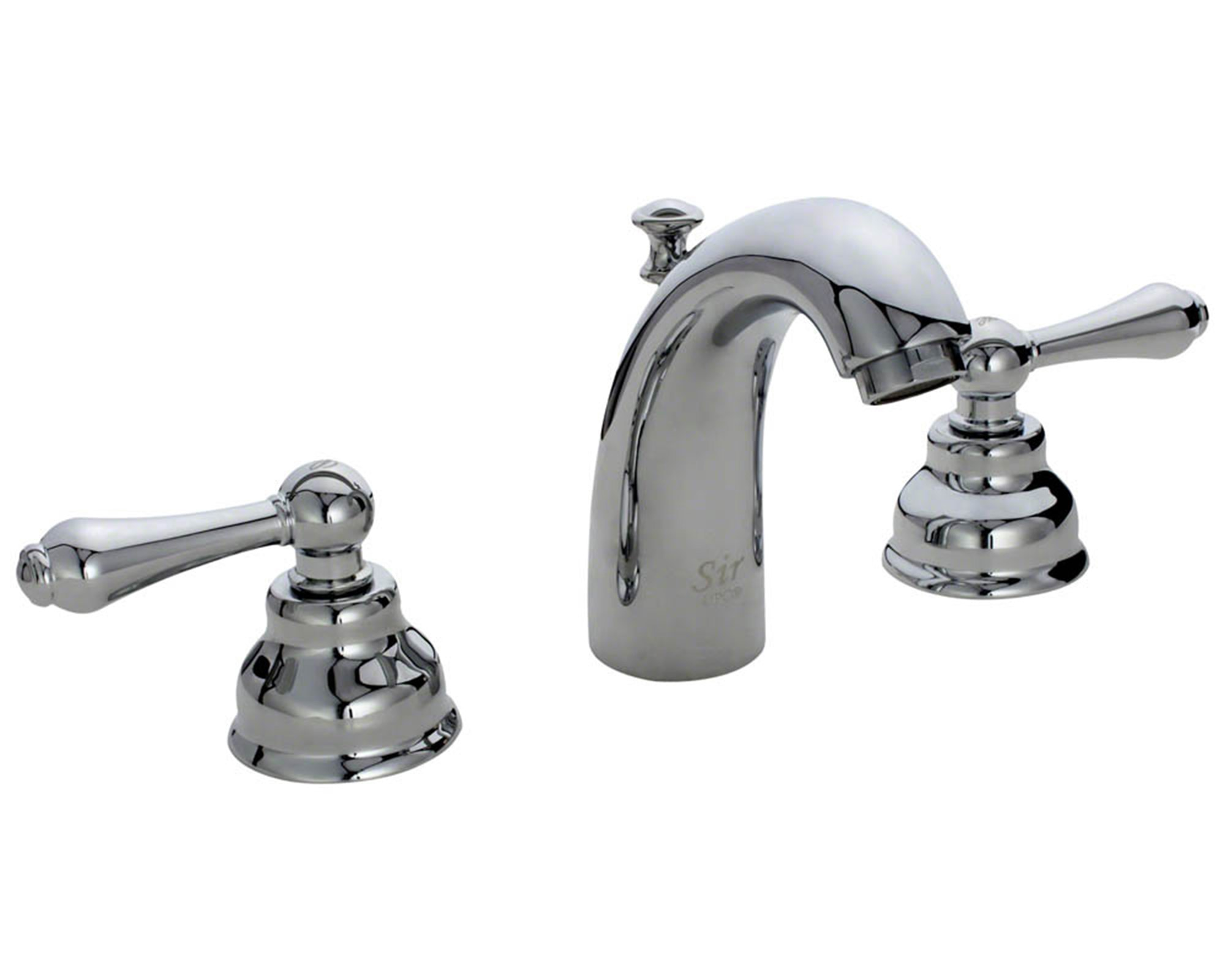 Modern / Chrome / 706-C Bathroom Faucets 0