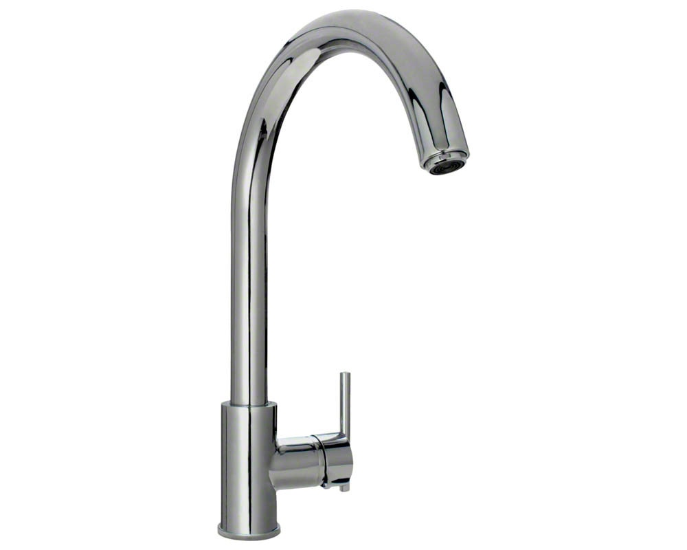 Sir Faucet Kitchen Faucets Modern Chrome 711 C