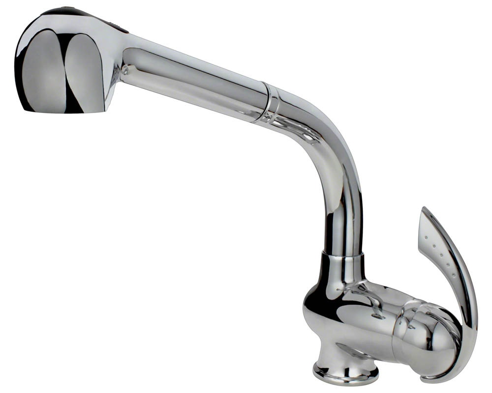 Sir Faucet Kitchen Faucets Modern Chrome 713 C
