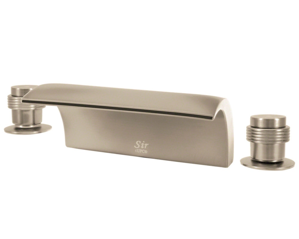 Sir Faucet Bathroom Faucets Roman Tub / Brushed Nickel / 719-BN