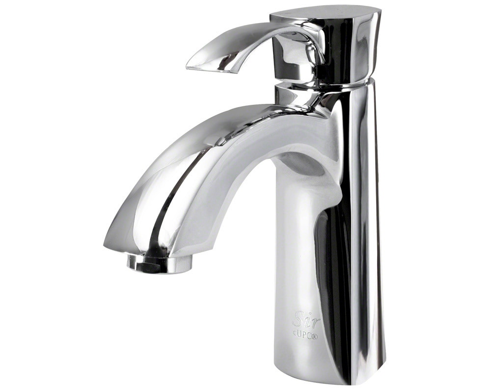 Modern / Chrome / 725-C Bathroom Faucets 0