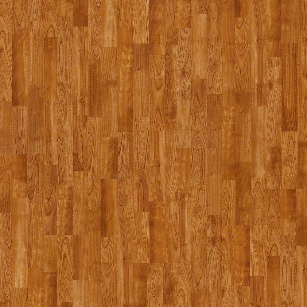Shaw floors impressions laminate american cherry 8 enhanced for Shaw laminate flooring
