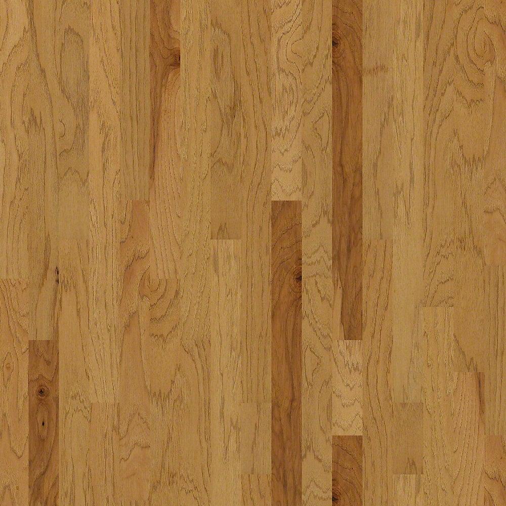 Shaw Flooring Wood Tile: Shaw Floors Baywood Hickory Epic Engineered 3 1/4