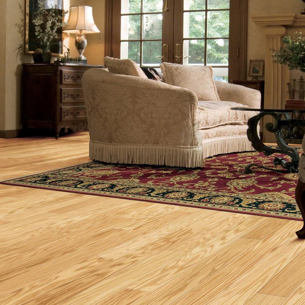 Shaw Floors Vinyard Epic Engineered 5 Quot Honey Oak Red Oak