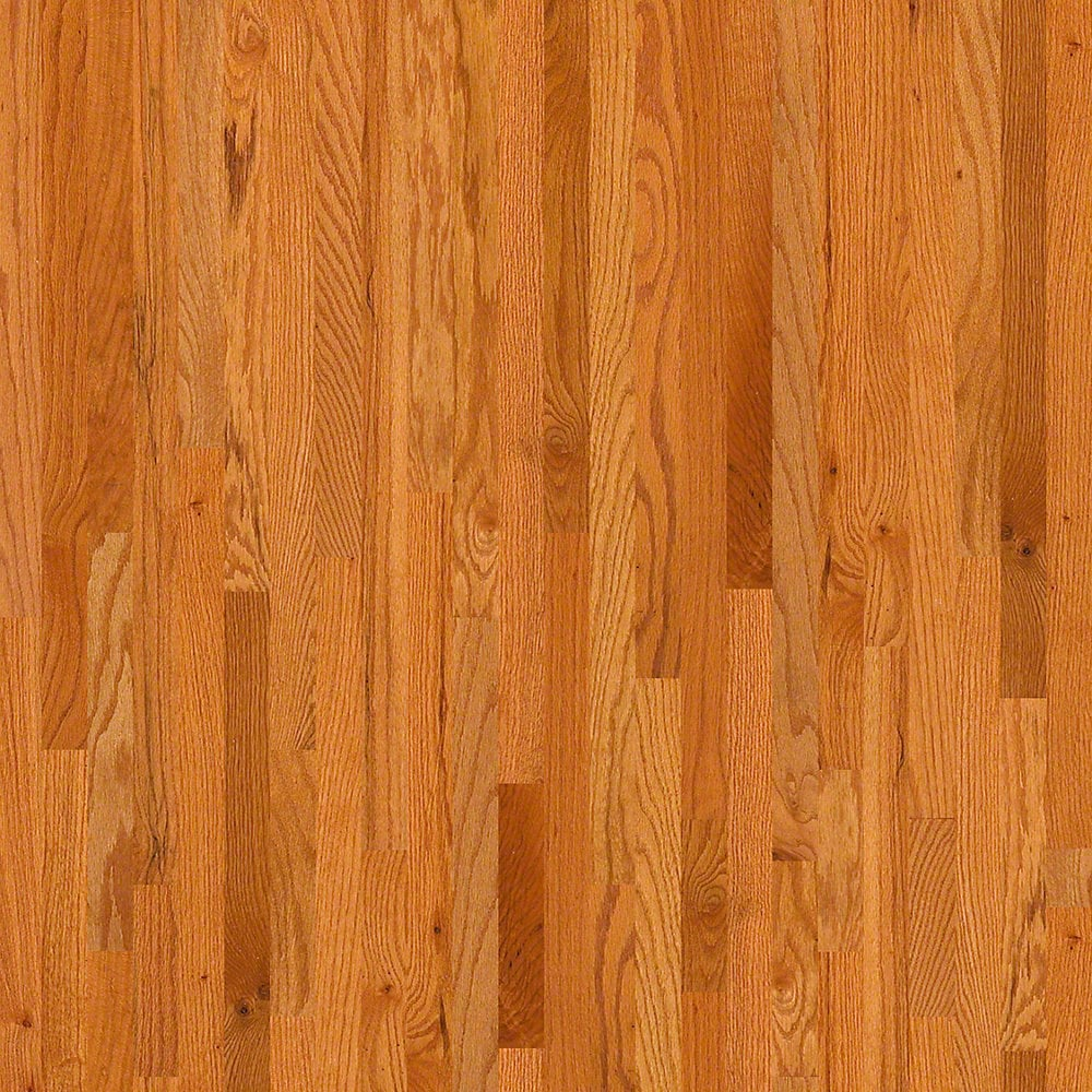Shaw floors solid hardwood flooring plantation oak for Unfinished wood flooring