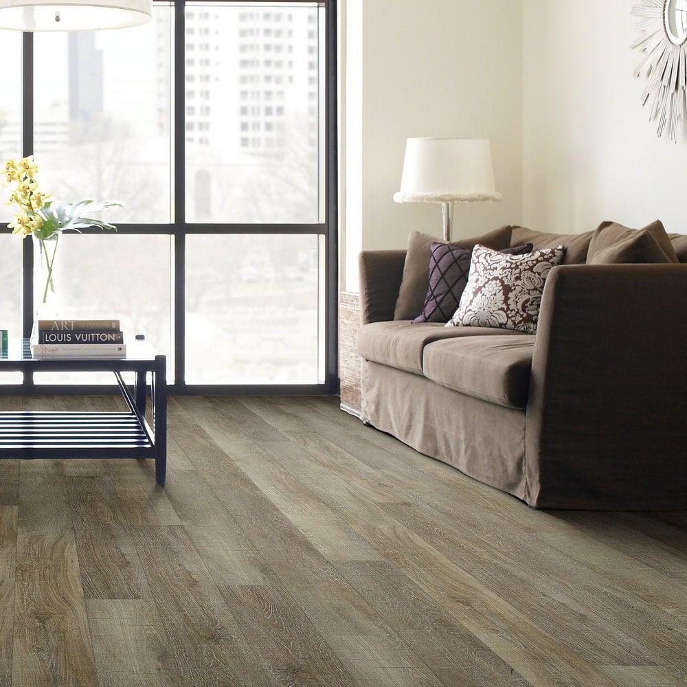 Shaw Floors Vinyl Plank Flooring Castle Hill Driftwood