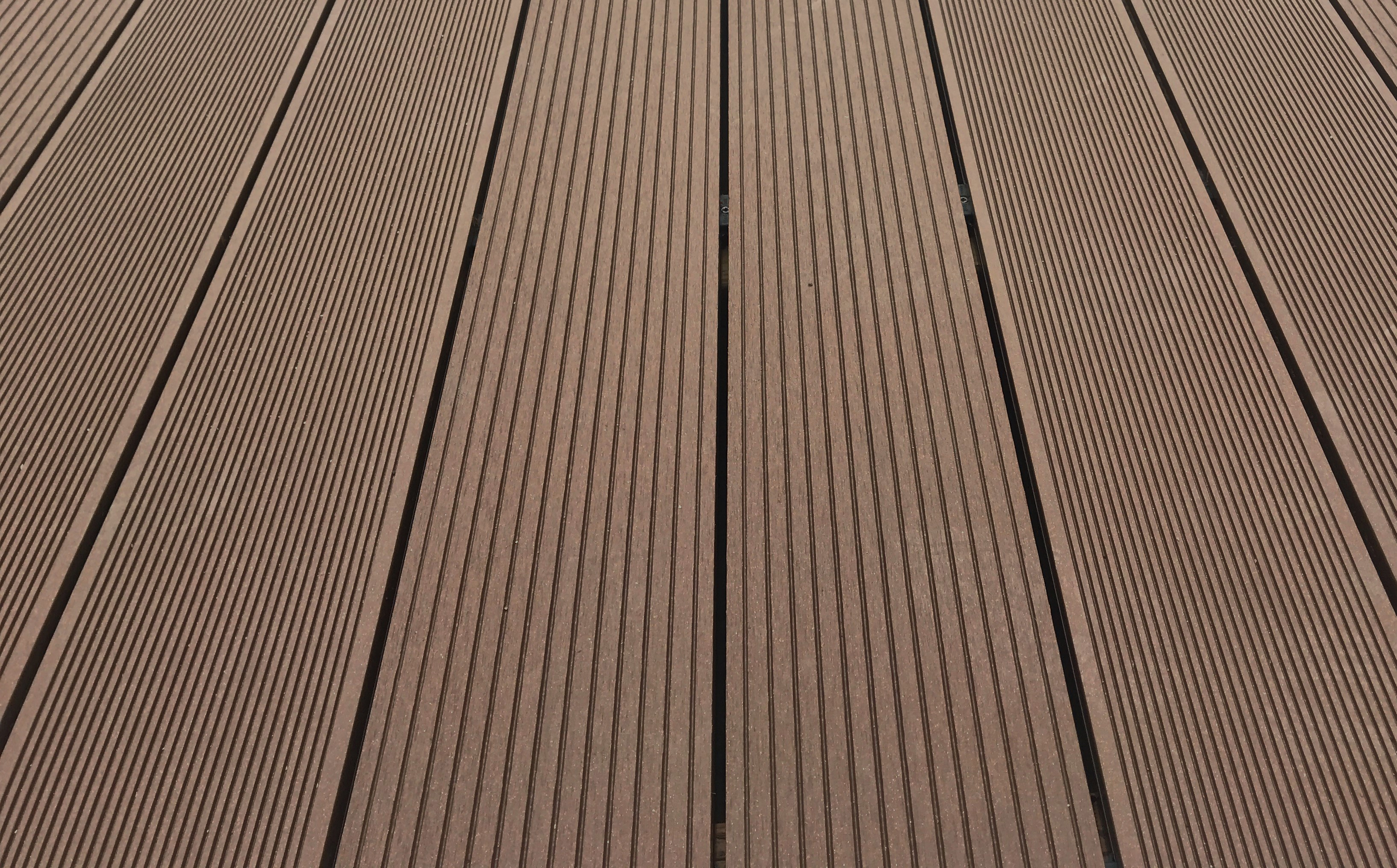 Ep decking ep wood plastic composite decking mocha hollow ep decking ep wood plastic composite decking mocha hollow grooved sanding 6x1x 12 baanklon Images