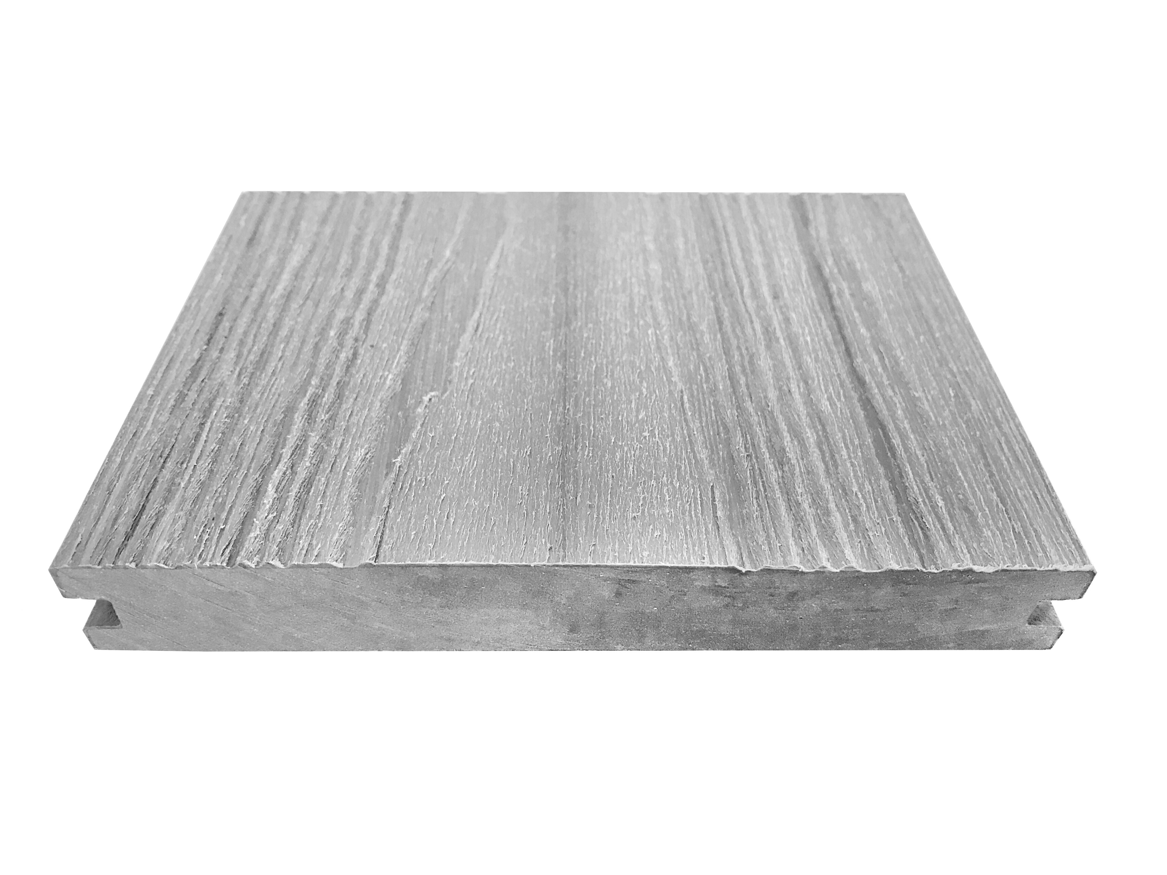 Ep decking ep wood plastic composite decking castle gray solid ep decking ep wood plastic composite decking castle gray solid grooved wood grain 5 12x 34x12 baanklon Images