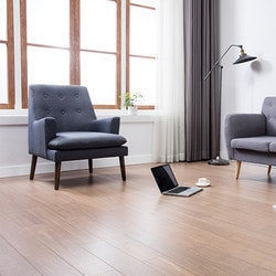 White Bamboo Flooring - FREE Samples Available at BuildDirect®