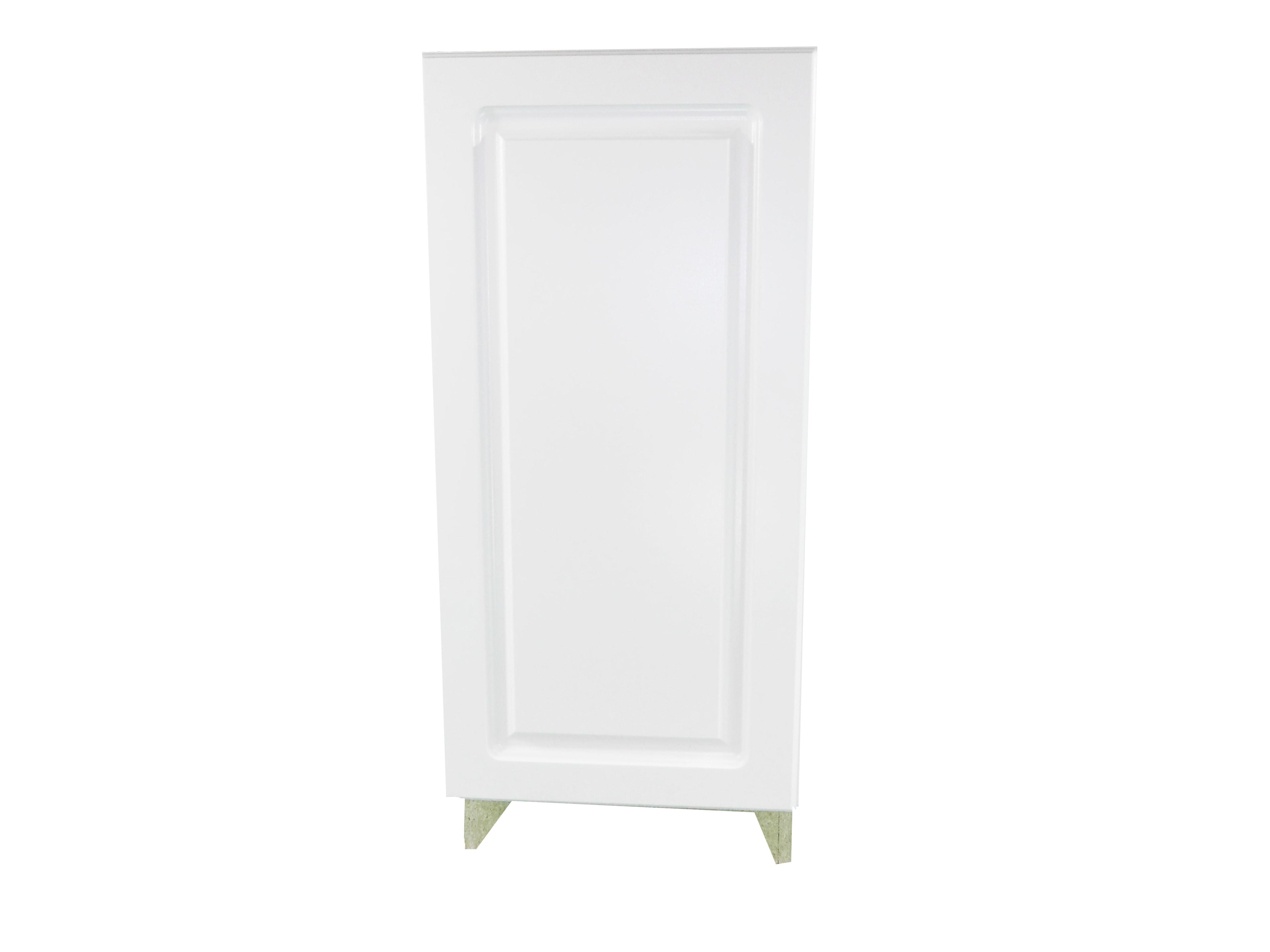 Base Cabinet With Door / San Juan / Raised Panel White / 9 San Juan 0