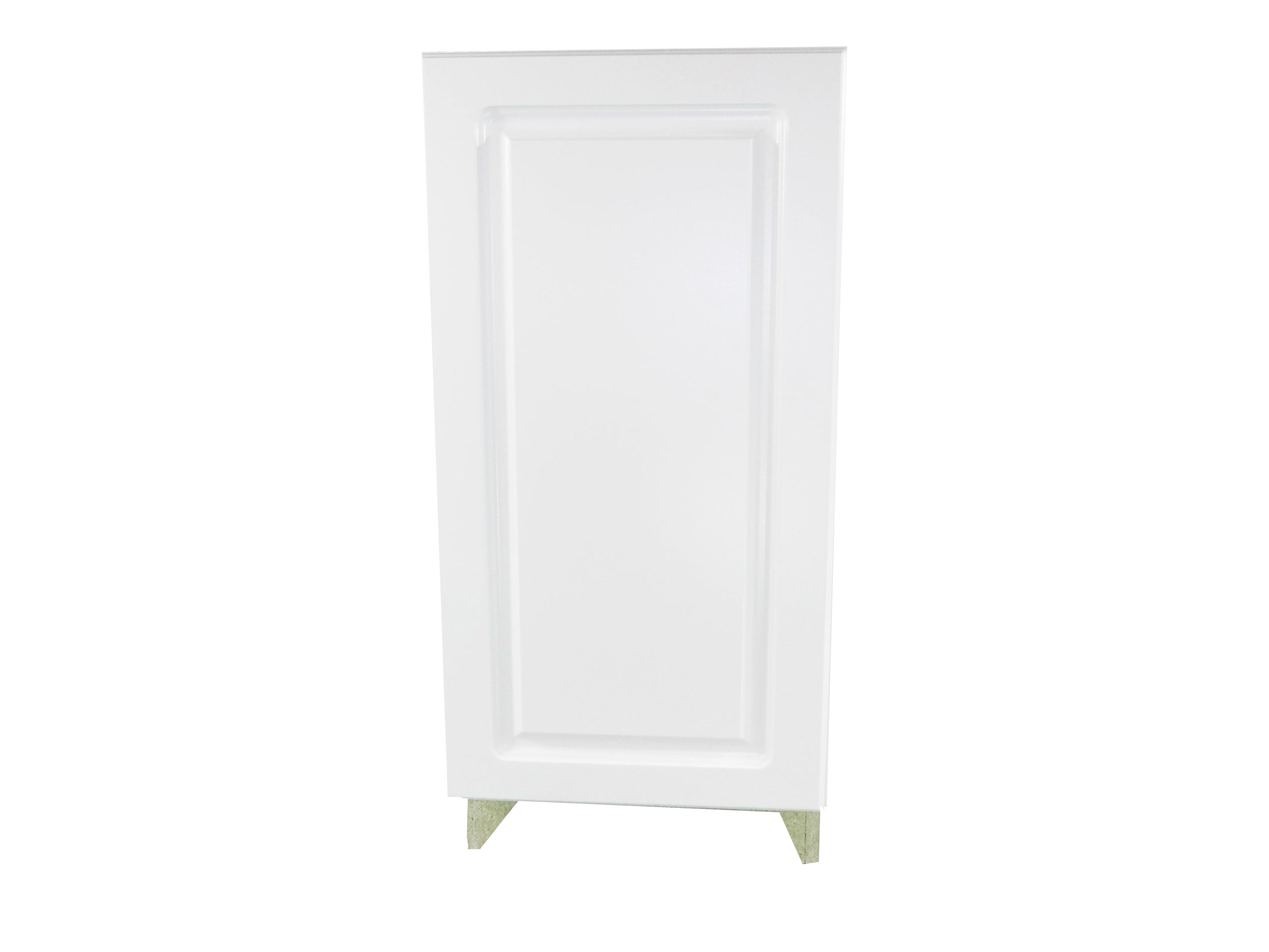 Base Cabinet With Door / San Juan / Raised Panel White / 18 San Juan 0