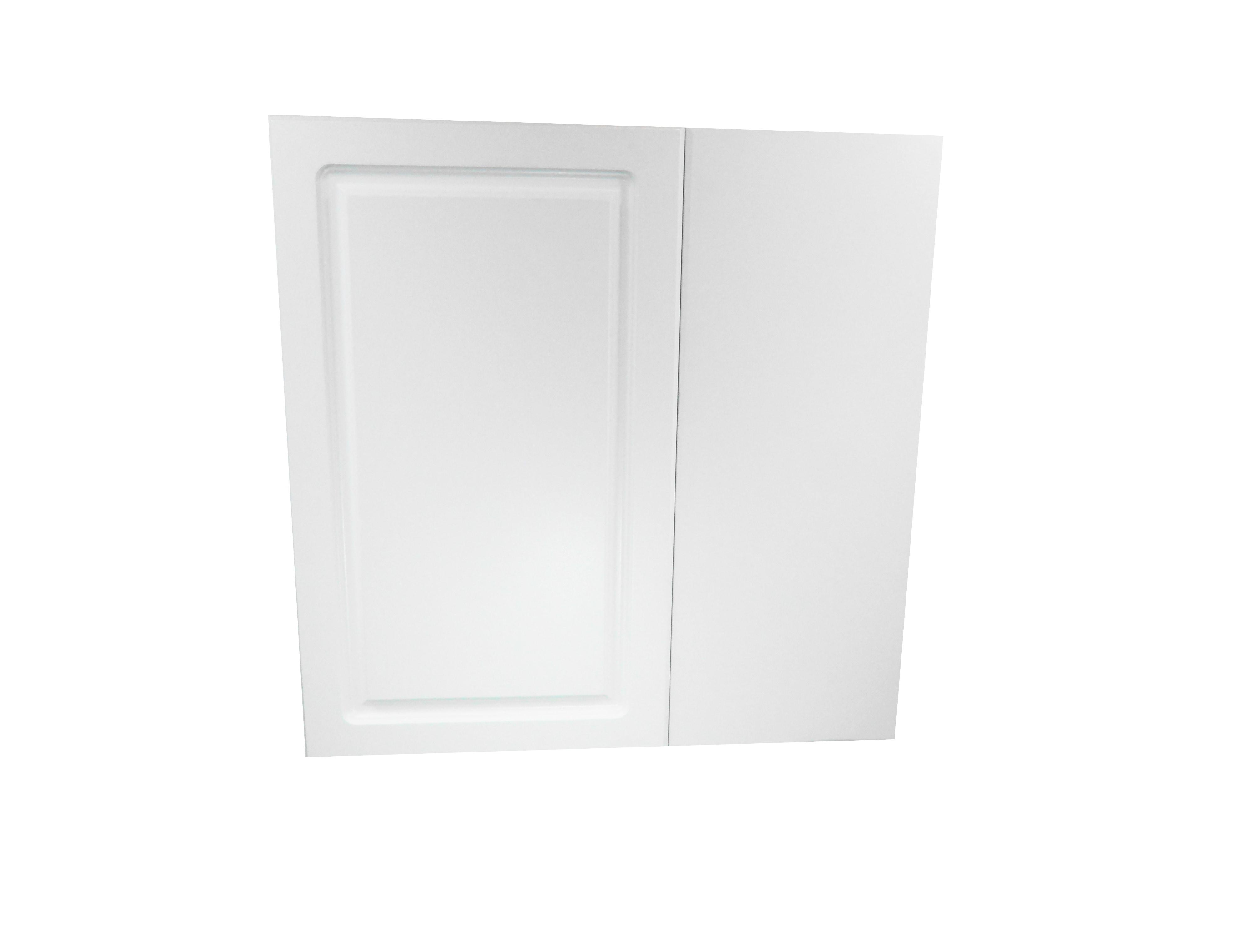 Blind Base Cabinet with Door / San Juan / Raised Panel White / 30 San Juan 0