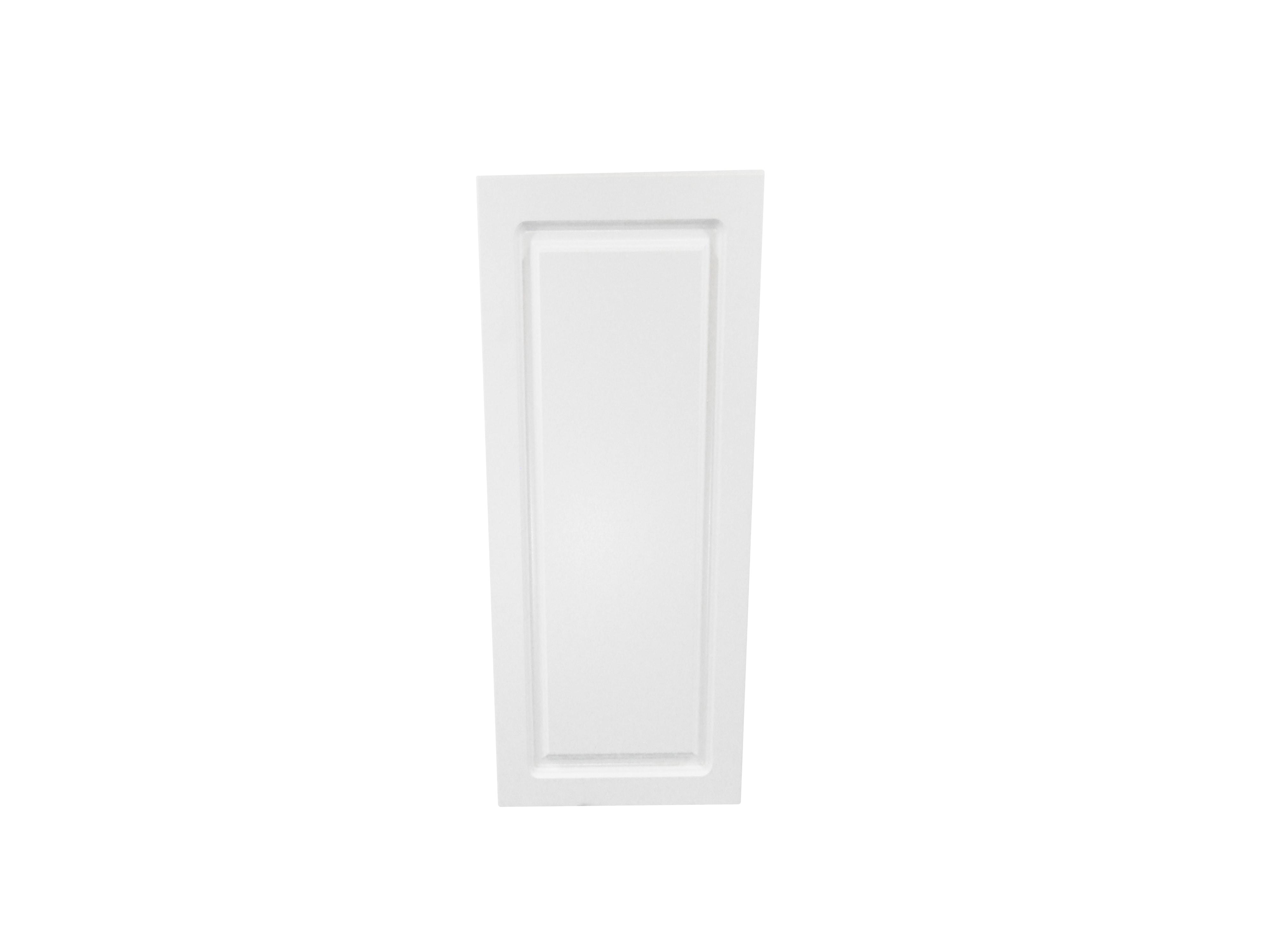 Wall Cabinet / San Juan / Raised Panel White / 09x30 San Juan 0