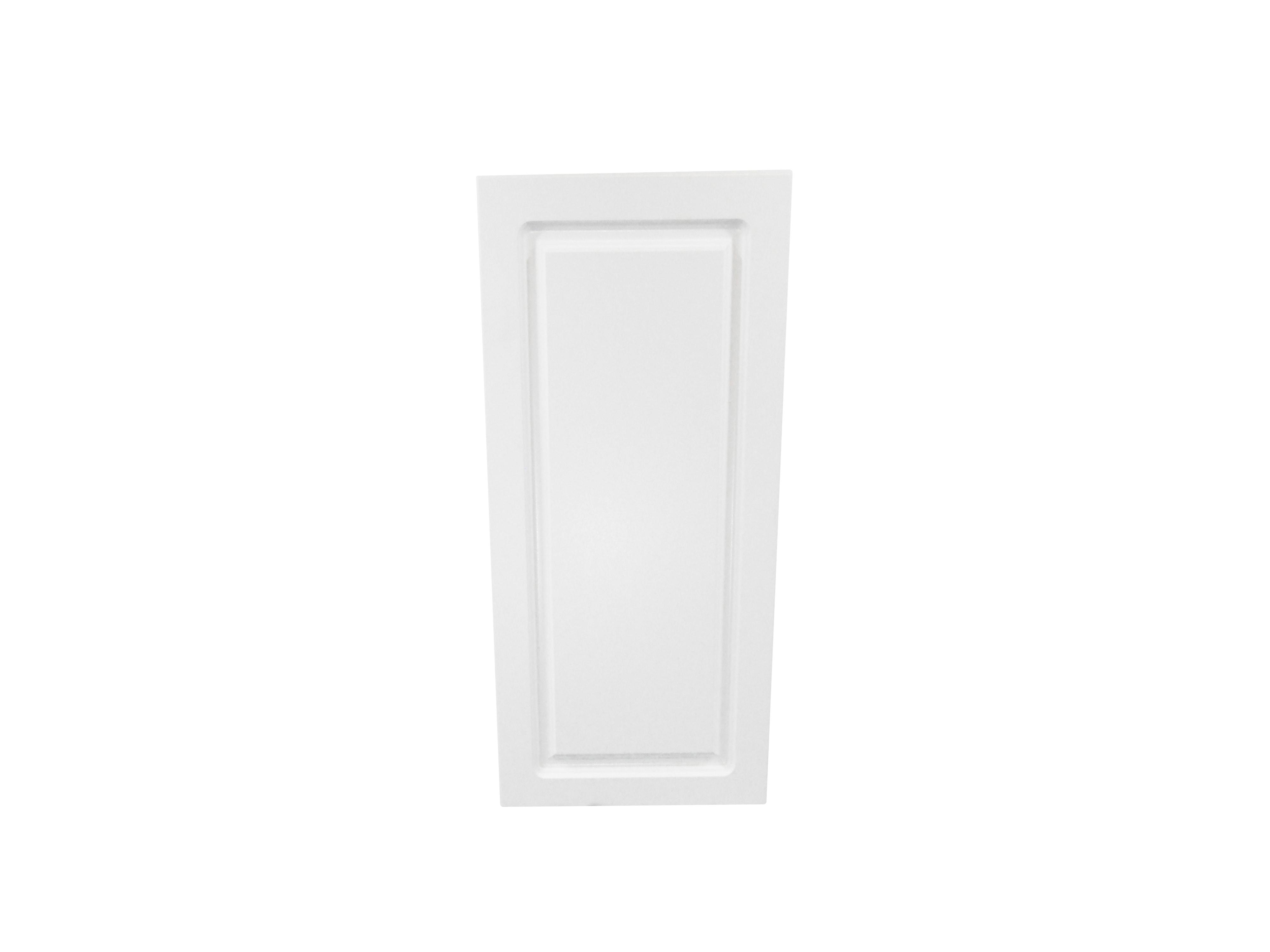 Wall Cabinet / San Juan / Raised Panel White / 15x30 San Juan 0