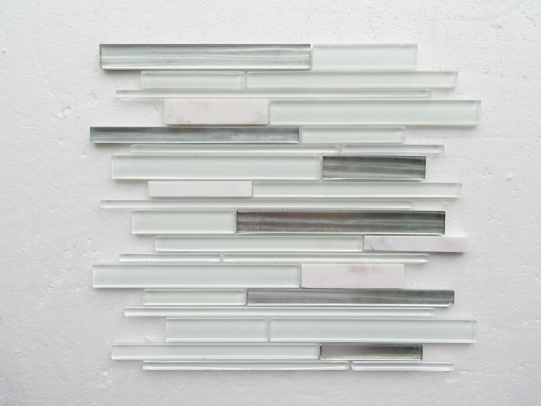 """Feel / 14""""x12""""x8mm Textured Stripe 0"""