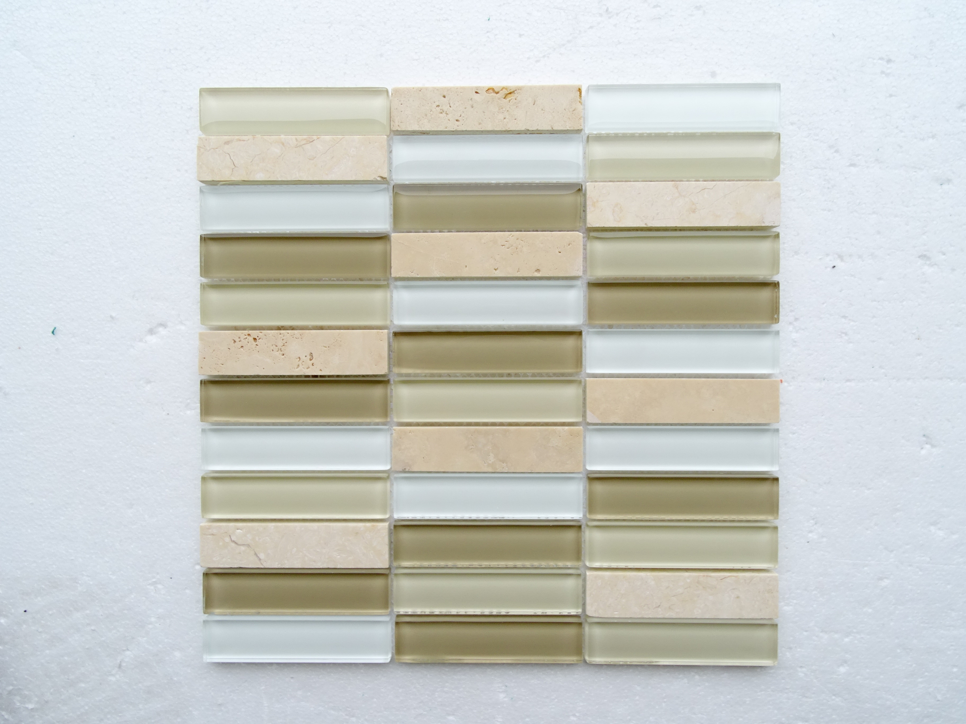 "Brown / 11.75""x12""x8mm Silk Series 0"