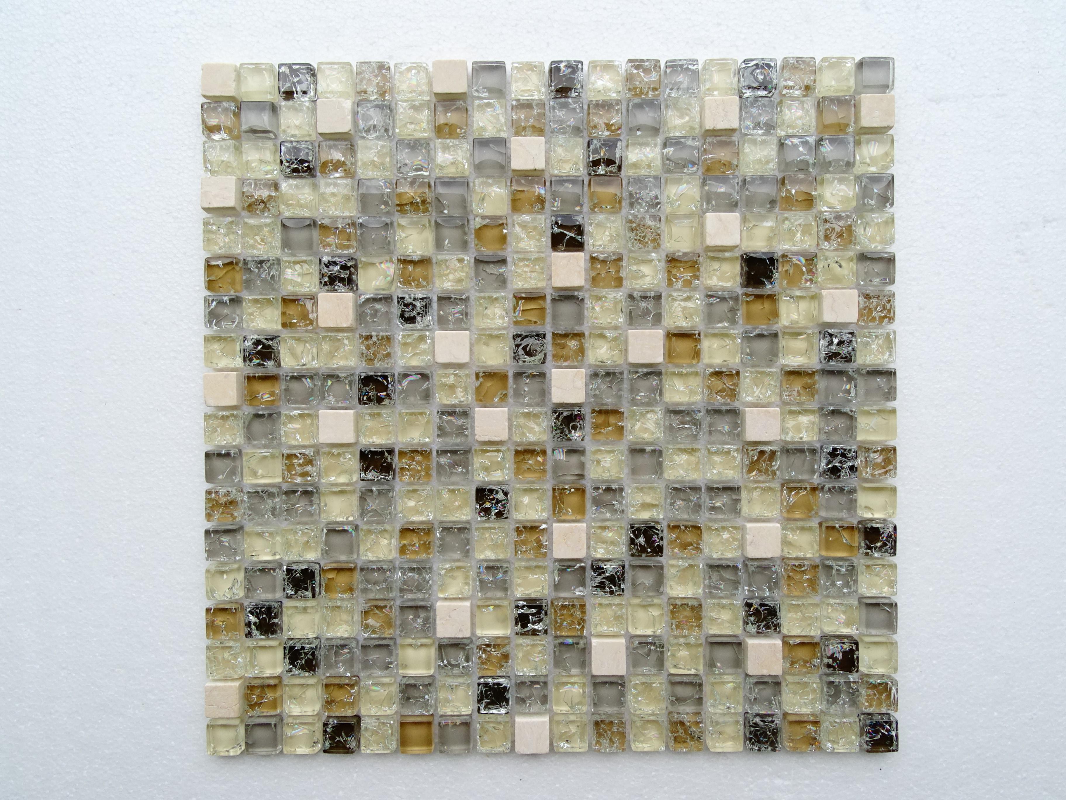 "square stone / 11.75""x12""x8mm Square Series 0"