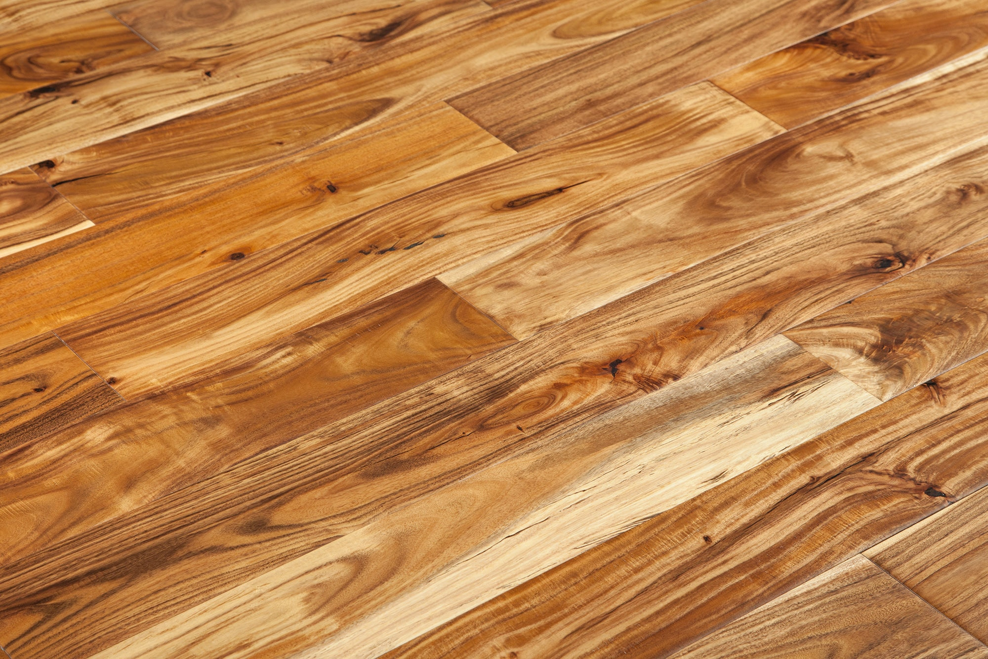 Mazama Hardwood Flooring Exotic Acacia Collection Handscraped