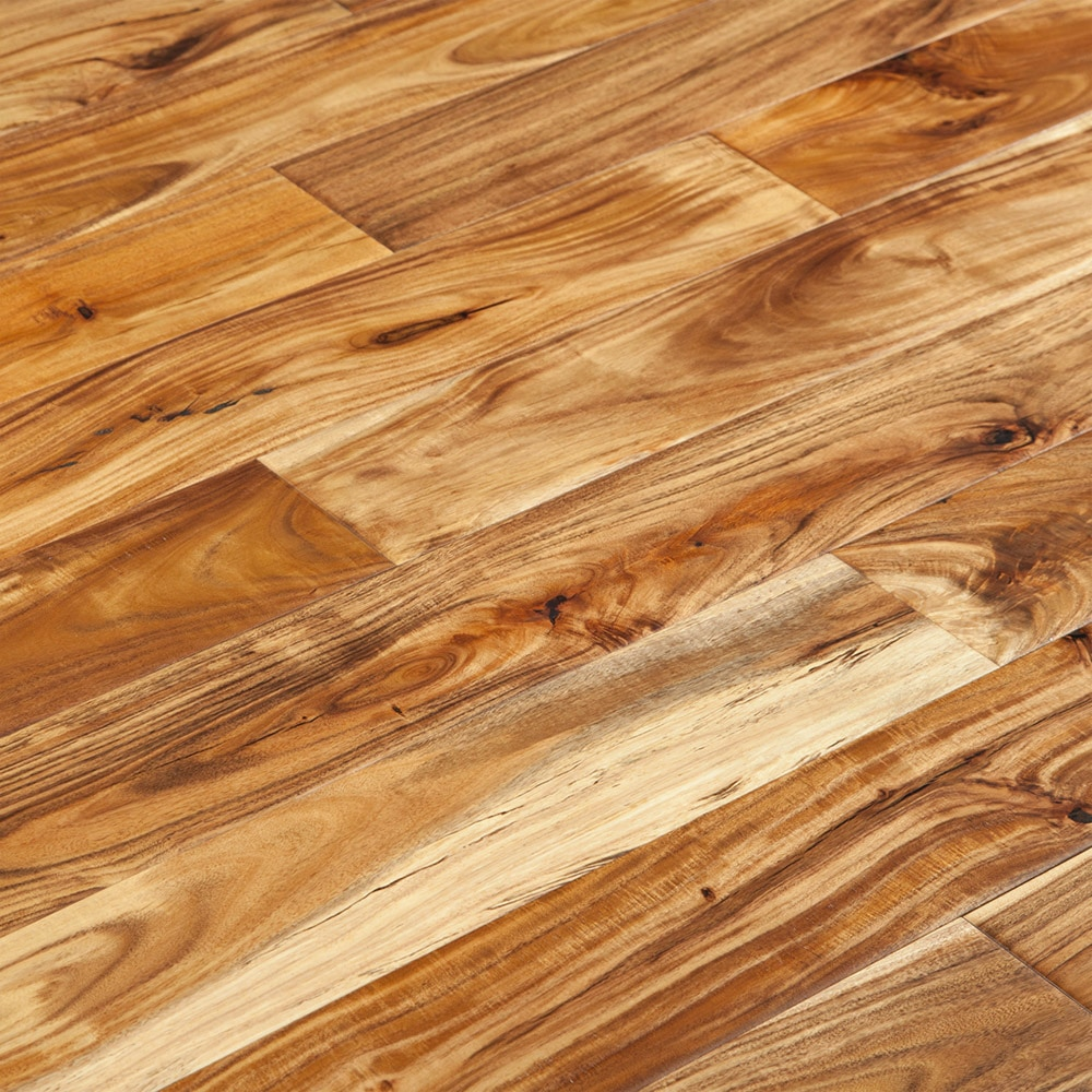 Mazama Hardwood Flooring Exotic Acacia Collection Handscraped