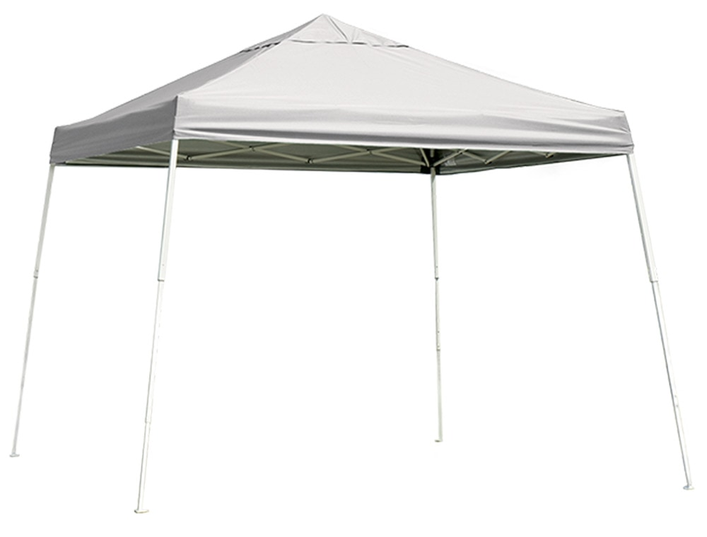 22558_silo_581b7e2d10f32. 22558_silo_581b7e2d10f32  sc 1 st  BuildDirect & ShelterLogic Pop-Up Canopy HD Slant Leg Pop-Up Canopy / White / 10 ...