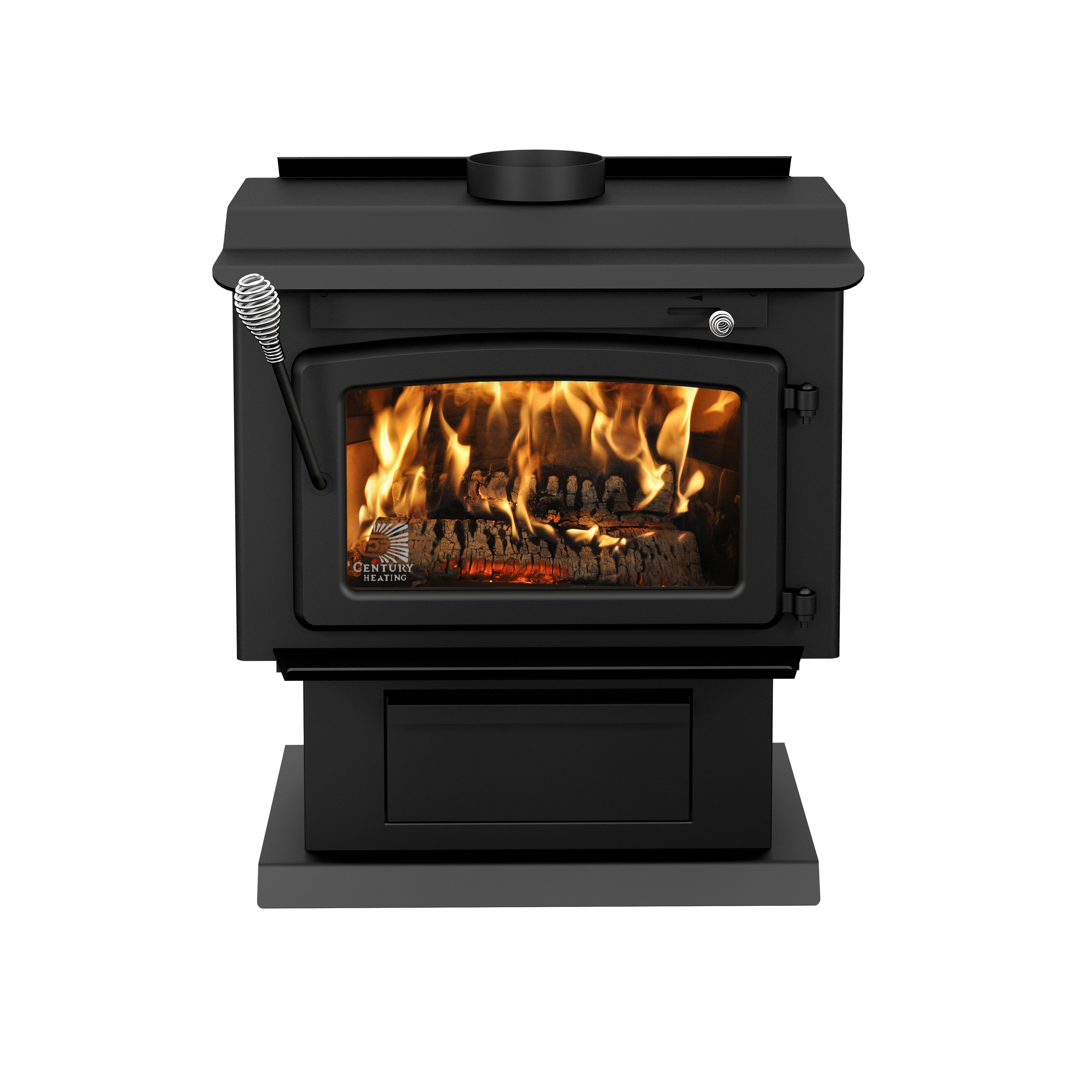 Century FW2700 with blower Century wood stove FW2700 / Wood stove ...