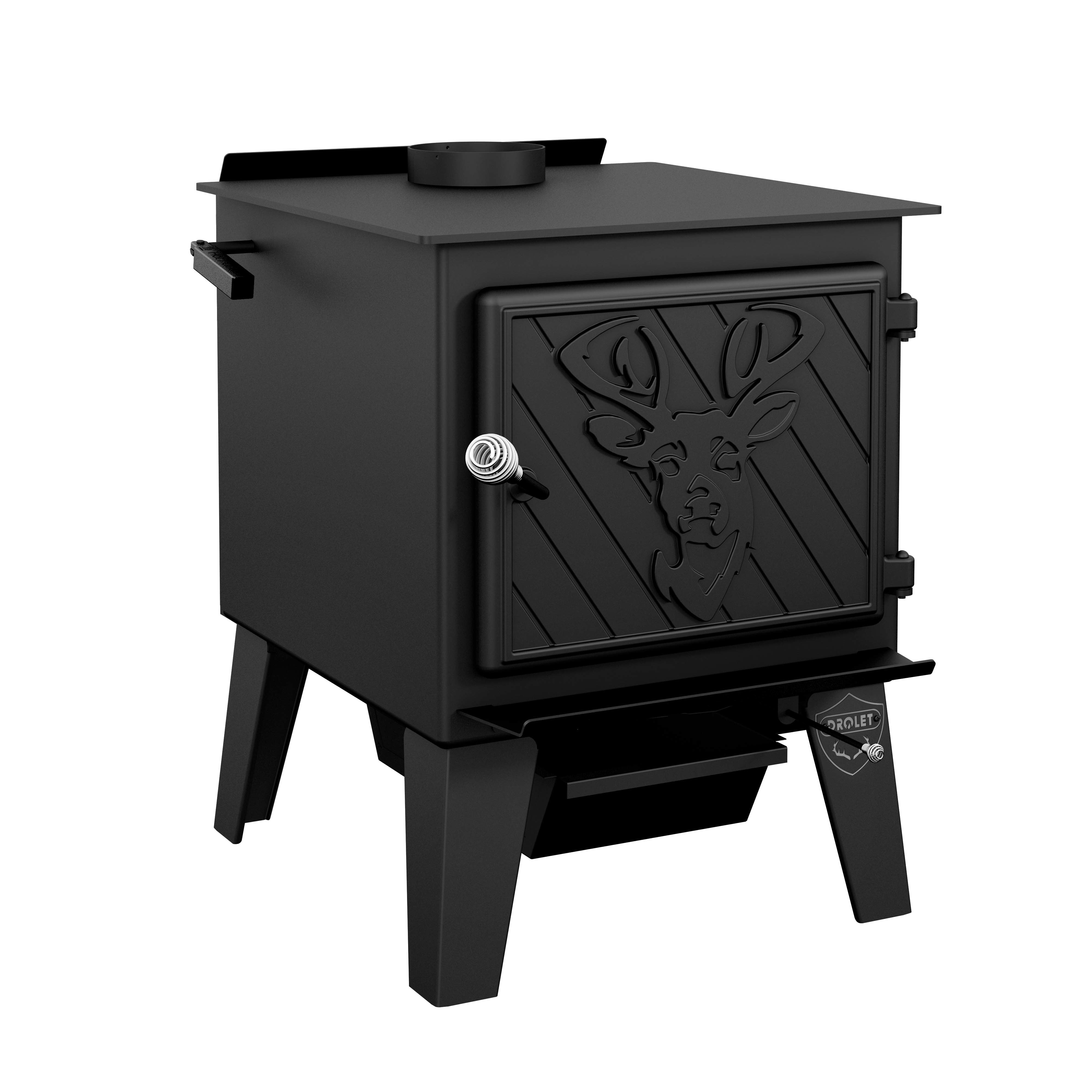 drolet black stag drolet wood stove black stag wood stove with