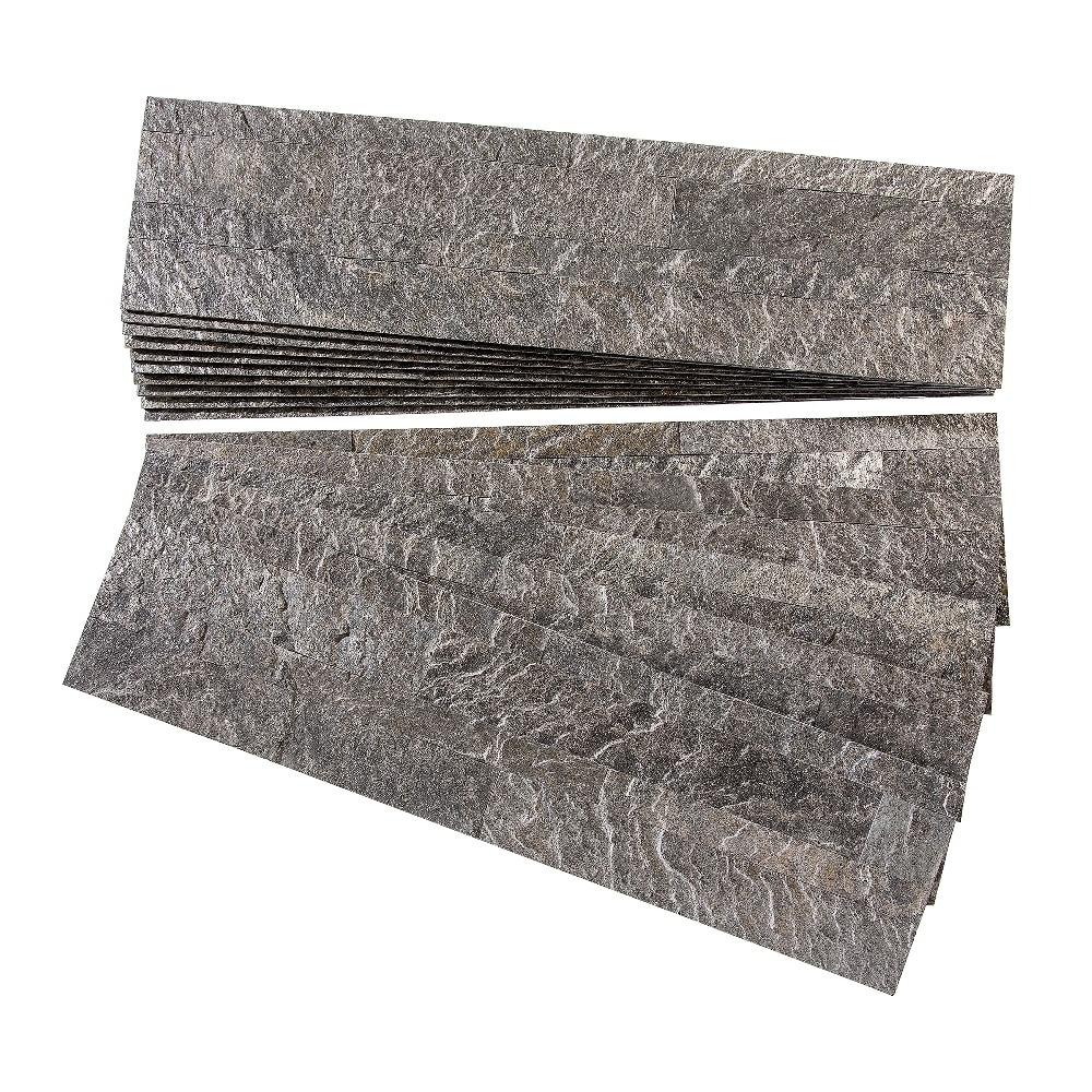 Aspect 6 x 24 inch autumn sandstone peel and stick stone backsplash - A9684_p_1k_59df858578b85