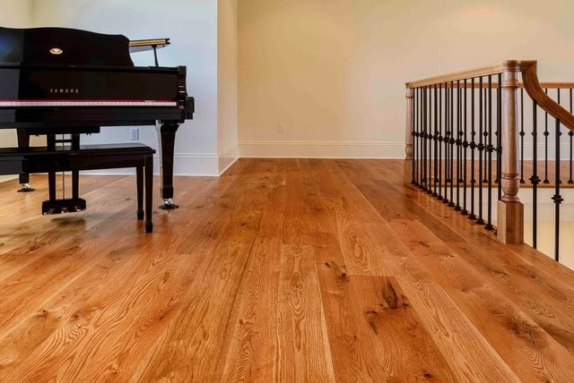 Timberline Hardwood Floors Llc Unfinished White Oak Character
