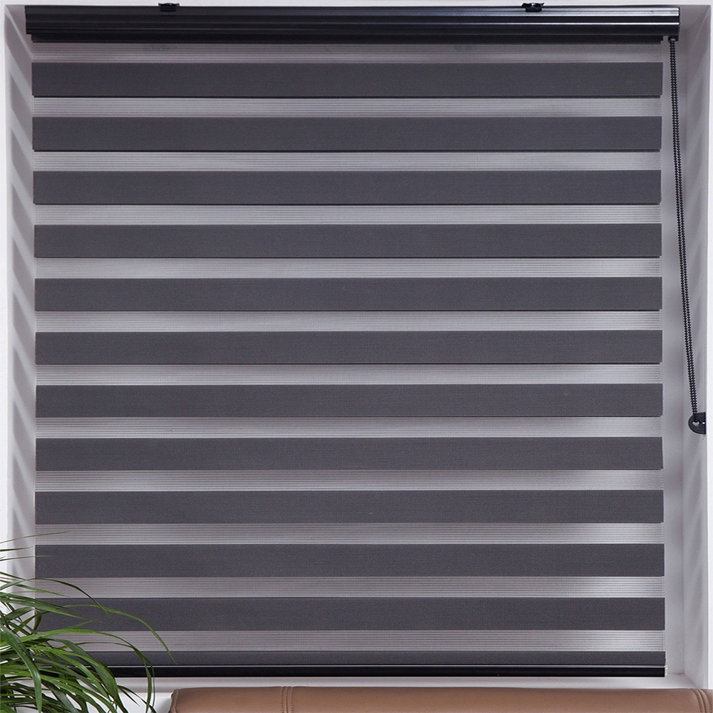 Newlinkz blinds shades 30 in dark gray 20209 for What does light filtering blinds mean