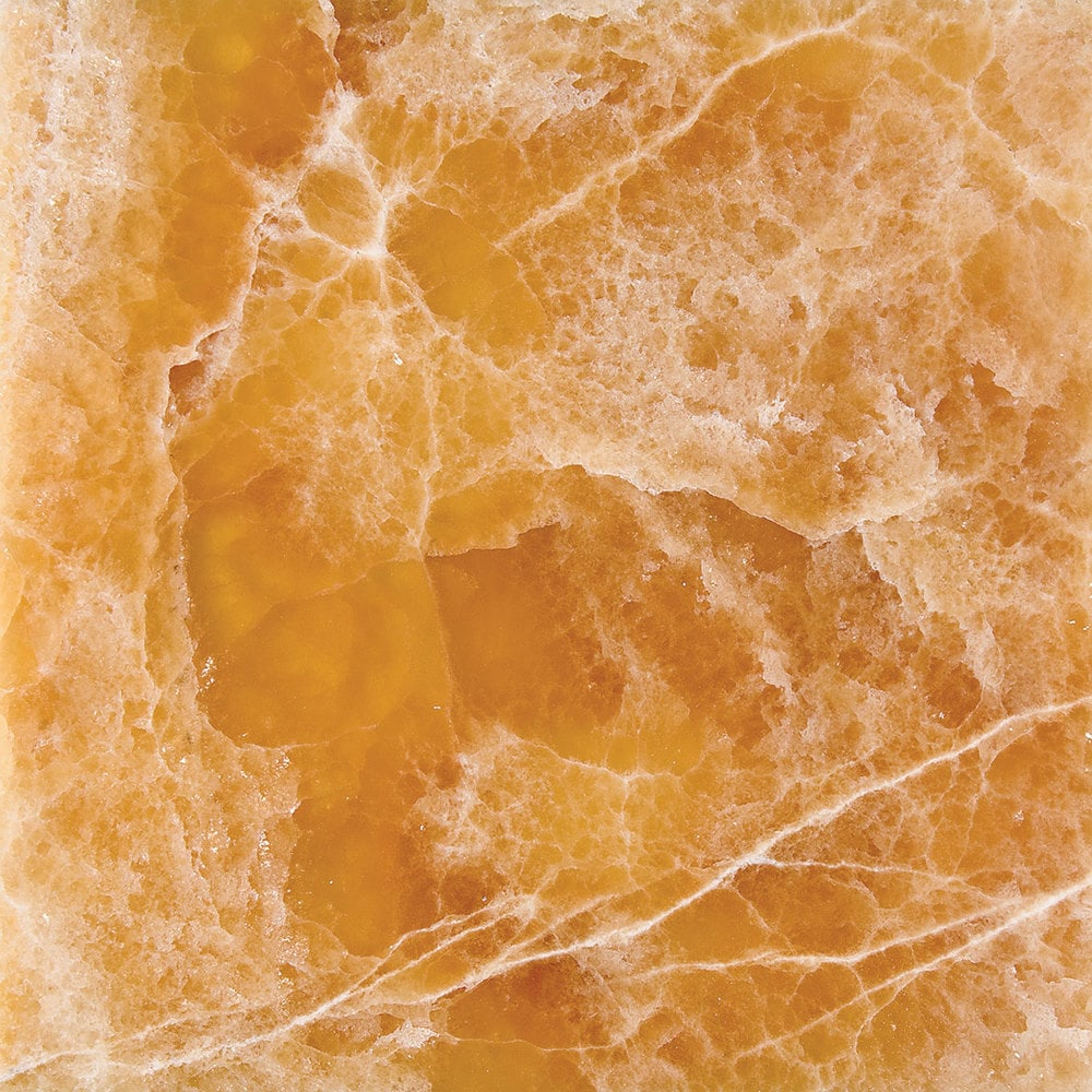 Orange Marble Tile : Marbletiledirect brown onyx tiles contemporary ″x