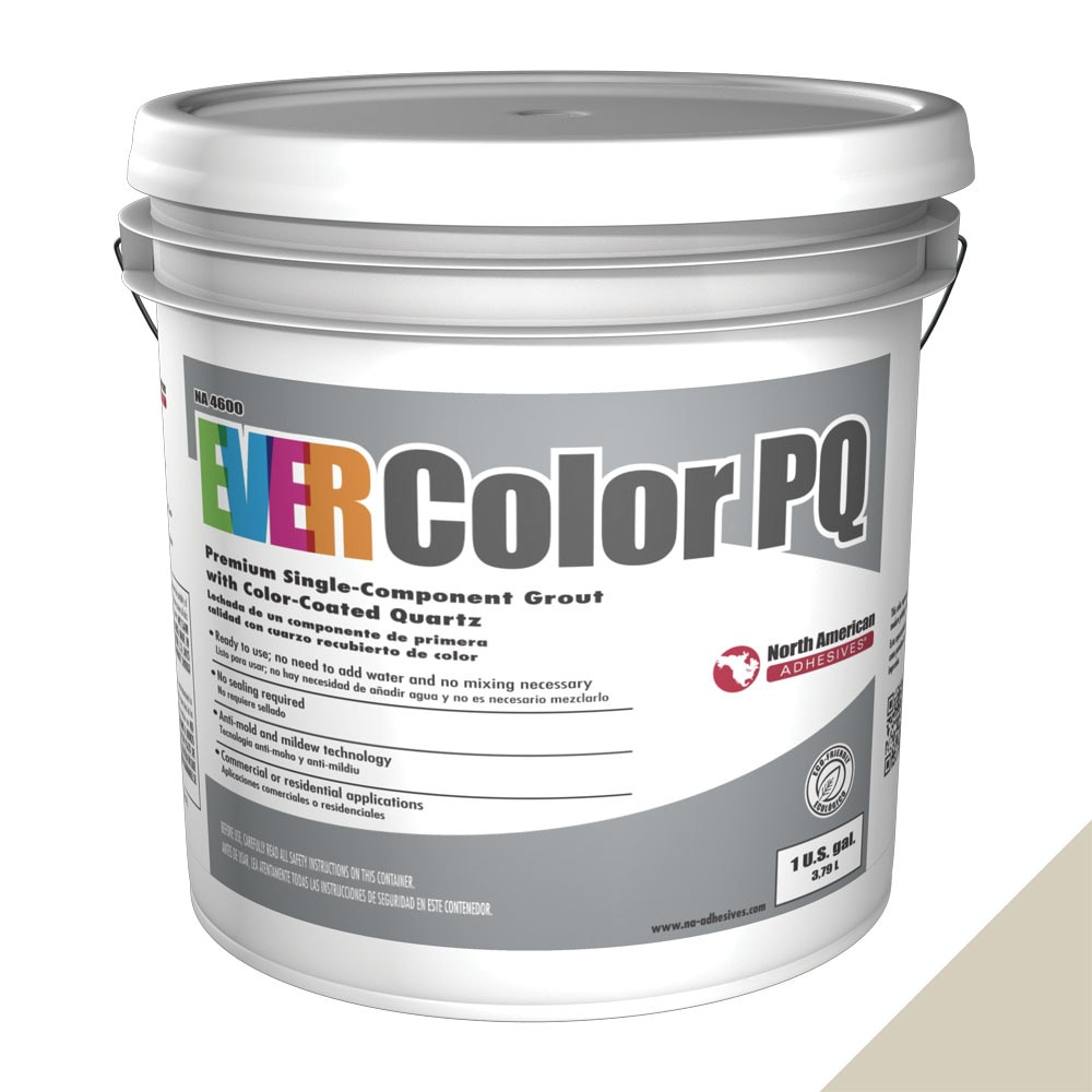 FREE Samples: North American Adhesives Premixed Grout Ever Color PQ ...