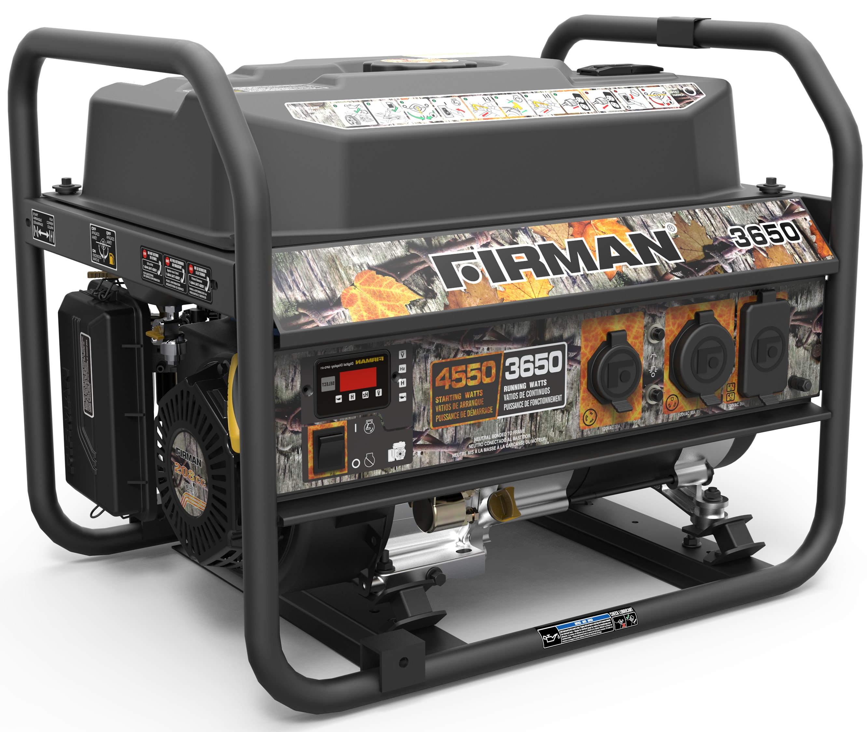 Firman Power Equipment Performance Series Gas Powered Portable