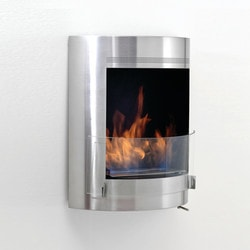 Eco-Feu - Malibu Wallmount Fireplace