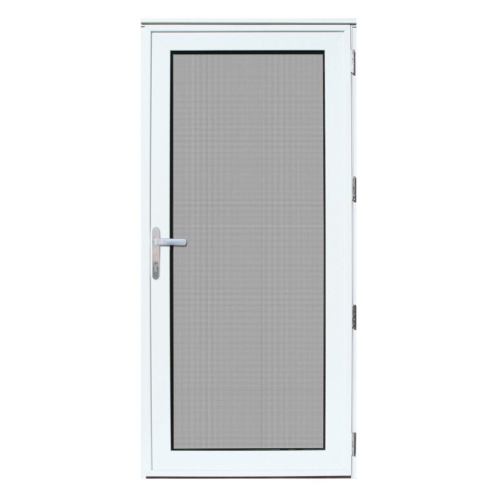 Titan Security Doors Titan Security Doors Recessed Mount Meshtec