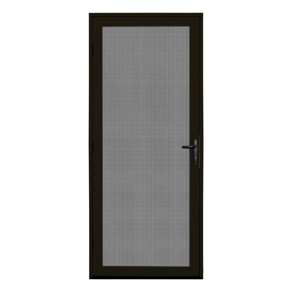 Titan Security Doors Surface Mount Meshtec Ultimate Screen Door