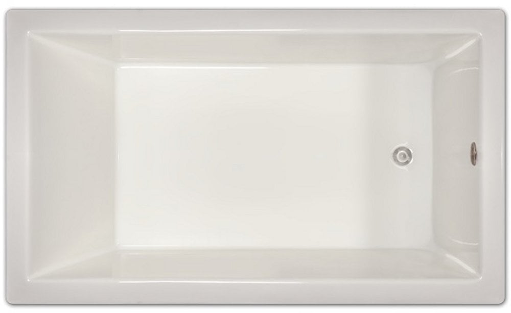Pinnacle bath pinnacle bath soaker drop in bathtub for Pros and cons of acrylic bathtubs