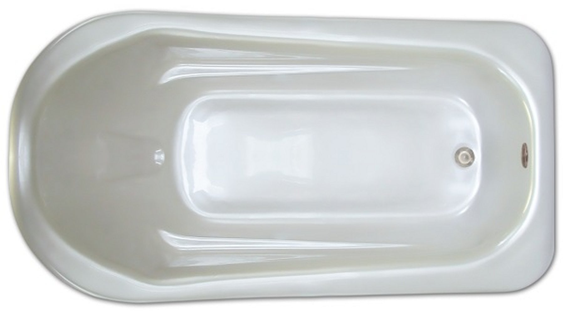 Drop-in Bathtub / 72x36x18 / high gloss white acrylic / Rectangle / LPI279-S Pinnacle Bath - Soaker 0