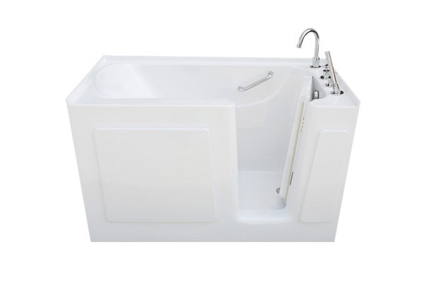 Walk-in / 54x30x38 / Acrylic / Rectangle / LPI5430-S-RD Pinnacle Bath/Walk-in Bathtubs 0