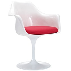 Modway - Lippa Dining Fabric Armchair