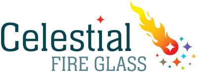 Celestial Fire Glass