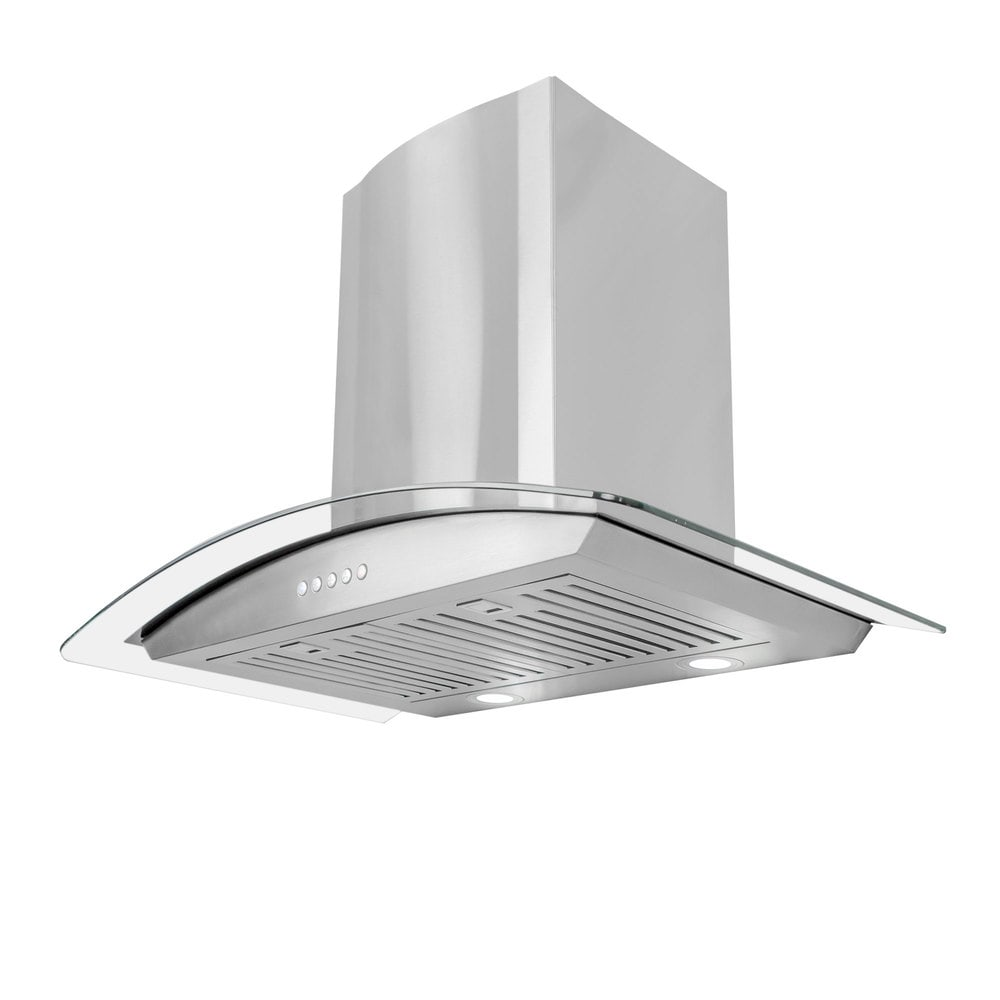 Wall Exhaust Hood ~ Cosmo wall mounted range hood
