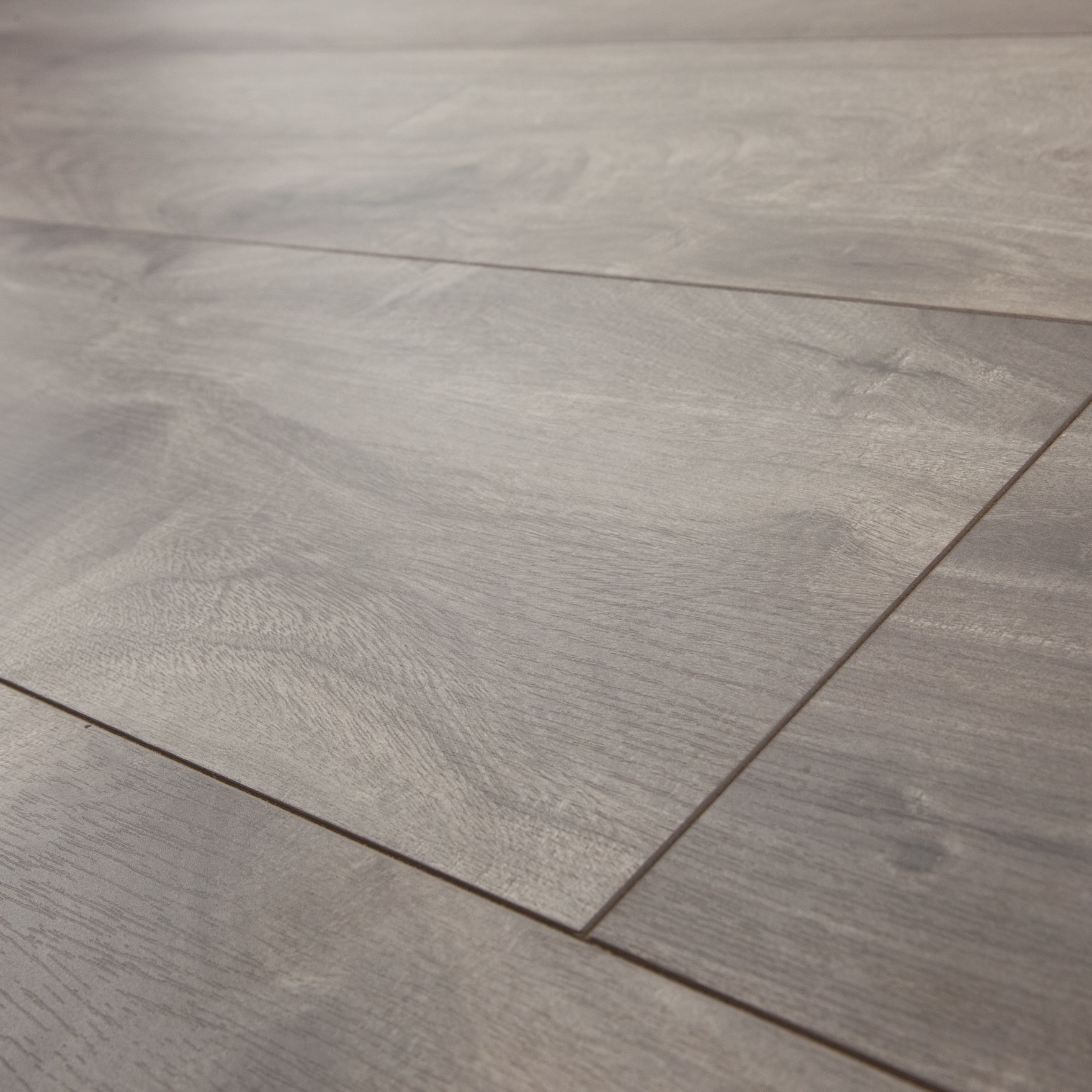 . Infinity Floors Infinity Laminate   8mm Classic Collection Greystone