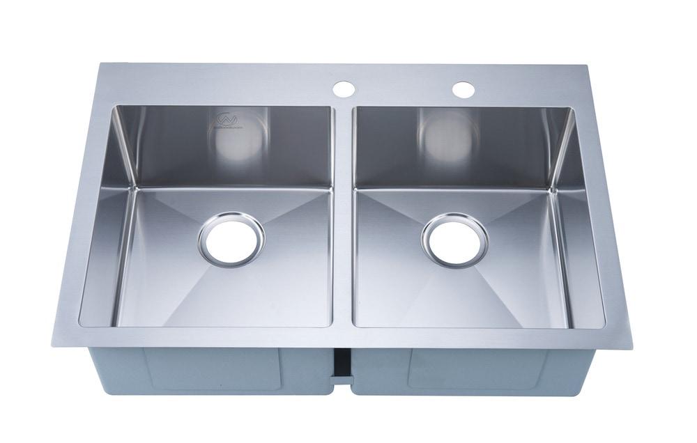 Artika Black Kitchen Double Granite Sink 60 40 Kitchen